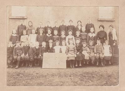 Legaterriff National School 1906