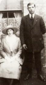 Edward McClurg (1895-1963) and wife