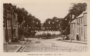 Coronation Day 1911, Glenavy