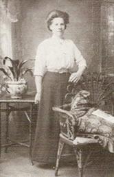 Elizabeth McClurg born 7 Aug 1887