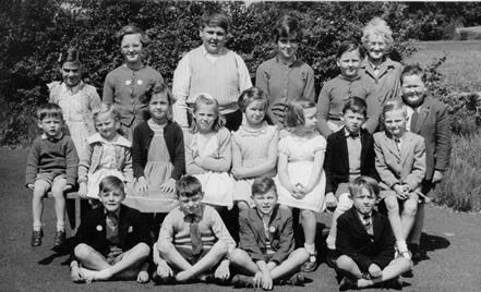 Legaterriff School dated June 1960