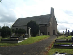 Middle Church, Ballinderry October 2012