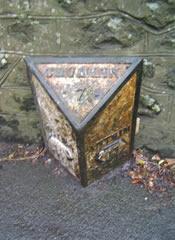Ballinderry Milestone