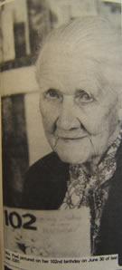 Mrs Martha Peel