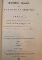 Statistical Account or Parochial Survey of Ireland