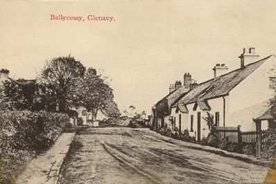 Postcard of Ballysessy