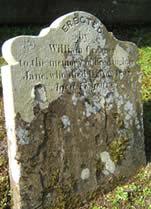 Creaney headstone