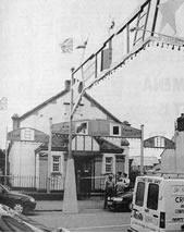 Crumlin Orange Hall, 1980s