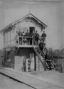 Crumlin Railway Signalbox