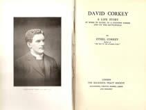 David Corkey – A Life Story