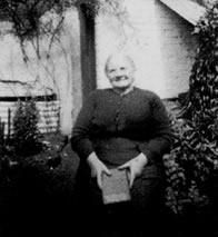 Eliza Jane McClurg nee Lockhart