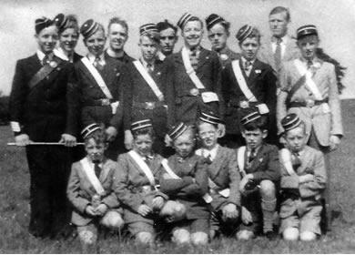 Glenavy Boys Brigade