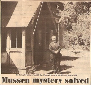 Mussen Mystery Solved