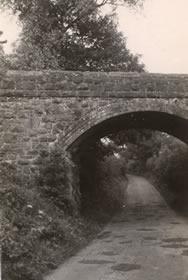 A Railway Bridge at Glenavy