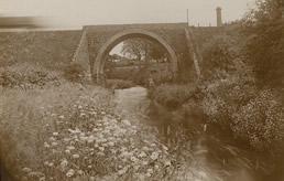 The Railway Bridge at Glenavy