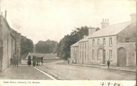 Glenavy Village 1904
