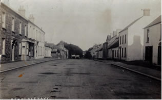 High Street, Glenavy Village