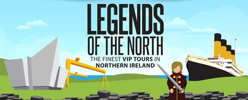 Legends of the North VIP Tours
