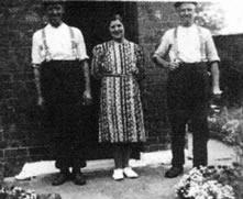 Matthew, Pheobe and James McClurg