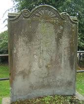 McLogan headstone