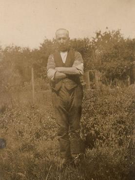 Robert Cinnamond July 1938