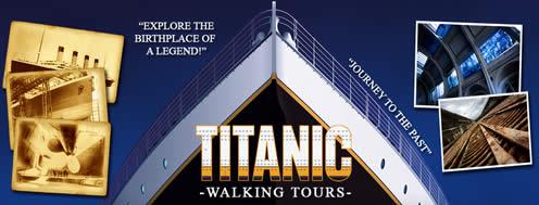 Titanic Walking Tours
