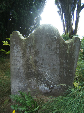 William Magee Grave