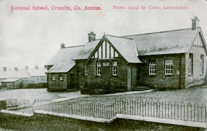 Crumlin National School, Mill Road, Crumlin