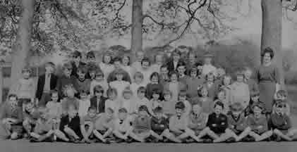 Glenavy School 1964