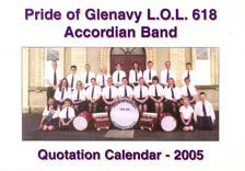 Pride of Glenavy L.O.L. 618 Accordion Band
