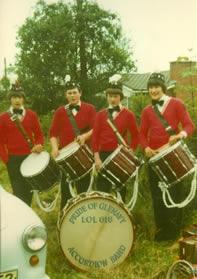 L.O.L. 618 Band 20th July 1976