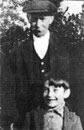 Solomon (Sammy) Courtney 1867 - 1948   with Louis Courtney 1923 - 1969,