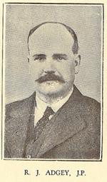 Robert J. Adgey, J.P