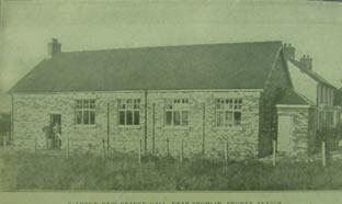 Diamond New Orange Hall, near Crumlin