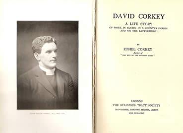 David Corkey - A Life Story