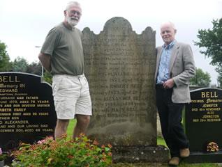 David Webber and Edward Bell