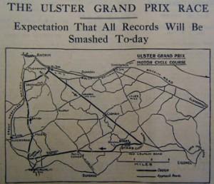 Ulster Grand Prix Race