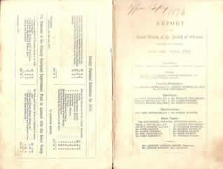 Glenavy Parish Church Report 1876
