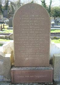 Bell Family Grave