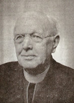 Very Rev. Daniel Canon McEvoy, Parish Priest of Glenavy and Killead 1923 - 1960