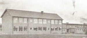 St. Aidan's Voluntary Seconday Intermediate School Dedicated and Blessed by Most Rev. Dr. Magean, Bishop of Down and Connor. September 1960