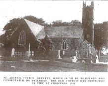 St Aidan's Church, 1939