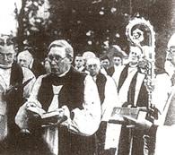 Reopening Glenavy Parish Church, 1939
