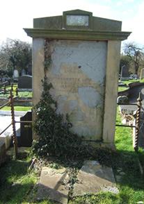 Gore Family Headstone