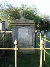 Ingram Headstone