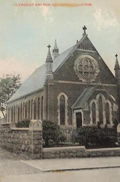 Glenavy Methodist Church