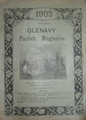 Glenavy Parish Church Magazine October 1903
