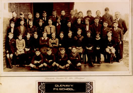Glenavy School 1936