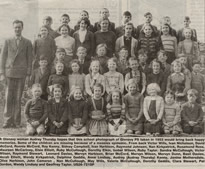 Glenavy School 1953