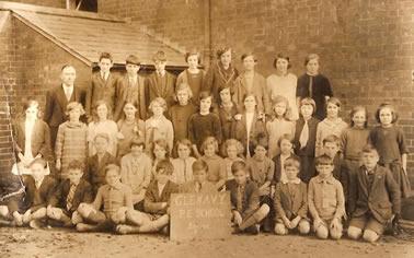 Glenavy School 1927